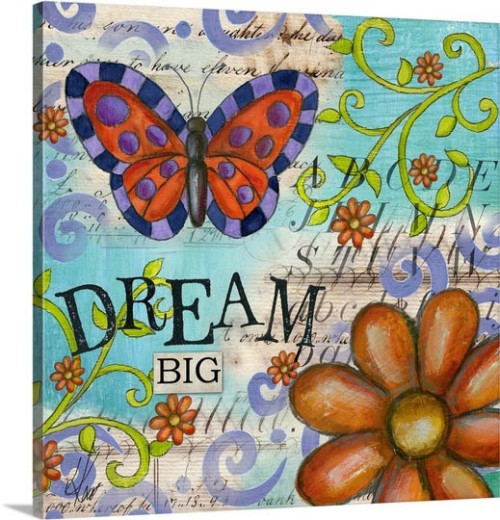 Lisa Kaus collage inspirational style